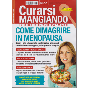 Curarsi Mangiando - n. 137 - mensile - dicembre 2019