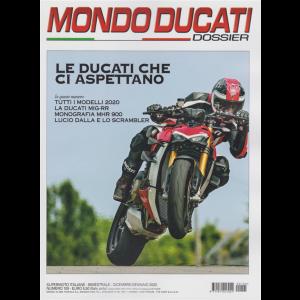 Mondo Ducati  dossier - N. 105 - bimestrale - dicembre - gennaio 2020