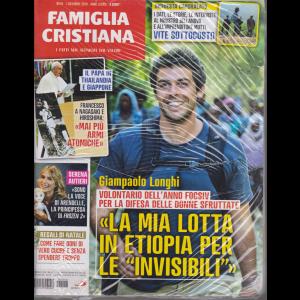 Famiglia Cristiana - n. 48 - settimanale - 1 dicembre 2019 - + Il libraio - 2 riviste