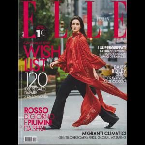 Elle - n. 46 - 7/12/2019 - settimanale