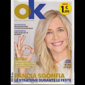 Ok Salute e Benessere - n. 12 - dicembre 2019 -