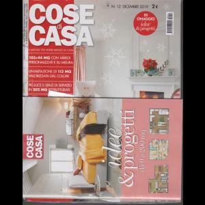 Cose di Casa - + Idee & progetti + Catalogo Natale 2019 OBI -n. 12 - dicembre 2019 - mensile