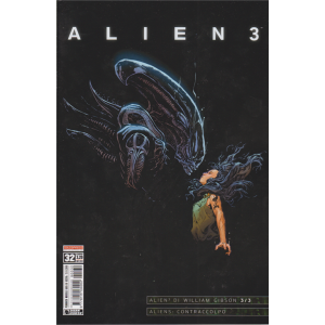 Aliens Saldacomics - n. 32 - mensile 21/11/2019
