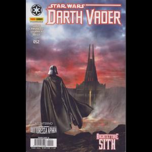 Panini Dark - Darth Vader N. 52 - mensile - 28 novembre 2019 - Architetture sith - Star Wars