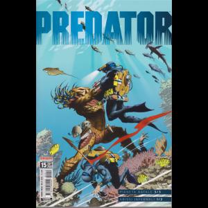 Saldacomics Predator - n. 15 - mensile - 21/11/2019 -