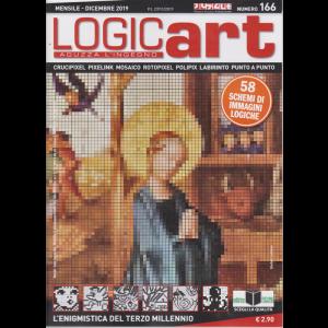 Logic Art - Aguzza l'ingegno - n. 166 - mensile - dicembre 2019 -
