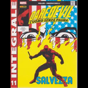 Marvel integrale Daredevil n. 11 - Salvezza - mensile - 28 novembre 2019 -