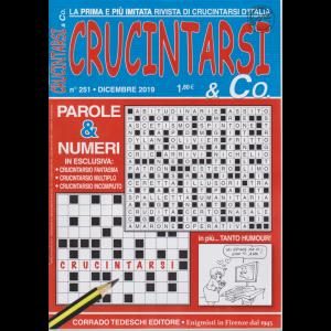 Crucintarsi & Co. - n. 251 - dicembre 2019 - mensile