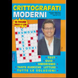 Crittografati Moderni - n. 57 - bimestrale - marzo - aprile 2019 - 68 pagine
