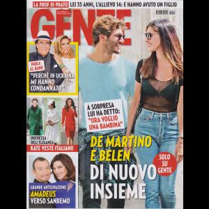 Gente - n. 11 - 23/3/2019 - settimanale -