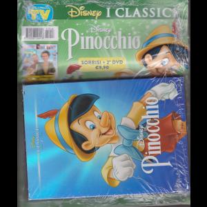 Sorrisi e Canzoni tv + dvd I classici Disney Pinocchio - 2° dvd