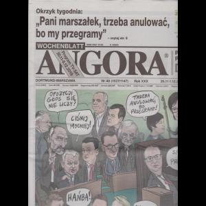 Angora - n. 48 - 25-11/1/12/2019 - in lingua polacca