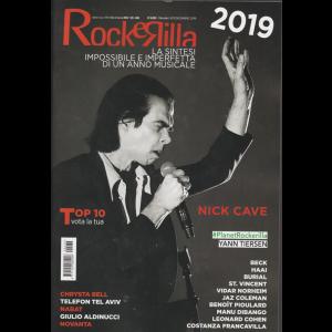 Rockerilla - n. 472 - dicembre 2019 - mensile