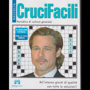 Raccolta Cruci Facili - n. 78 - 23/11/2019 - bimestrale - Brad Pitt