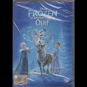 I Dvd Di Sorrisi5 - Frozen  Le Avventure Di Olaf - n. 1 - gennaio 2020 - settimanale