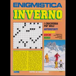 Enigmistica inverno - n. 104 - trimestrale - dicembre - febbraio 2020 -