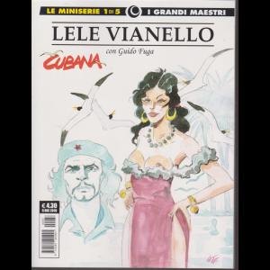 Cosmo Serie Gialla - Lele Vianello 1 - Cubana - I grandi maestri - Le miniserie - 5 dicembre 2019 - mensile
