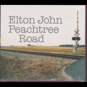 Elton John Cd - Peachtree Road - n. 28 - settimanale -