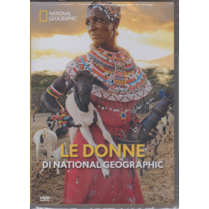 National Geographic - Le donne di National Geographic - mensile - 2/12/2019 - n. 202 -