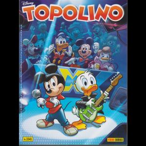 Topolino - n. 3341 - settimanale - 4 dicembre 2019 -