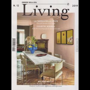 Living  - Mensile - n. 12 - dicembre 2019 -