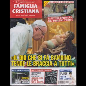 Famiglia Cristiana - n. 49 - 8 dicembre 2019 - settimanale