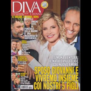 Diva e Donna  - n. 49 - settimanale femminile - 10 dicembre 2019