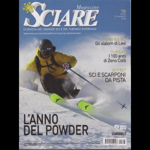 Sciare magazine - n. 726 - 1/4 dicembre 2019 - quindicinale