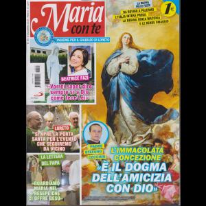 Maria Con Te - n. 49 - 8 dicembre 2019  - settimanale