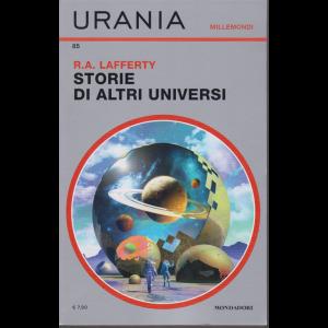 Millemondi  inverno- Storie di altri universi - Urania - n. 85 -  quadrimestrale - dicembre 2019 -