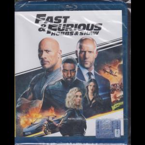 I Blu Ray di Sorrisi - Fast&Furious - Hobbs & shaw - settimanale - 3 dicembre 2019 - gennaio 2020 - n. 1