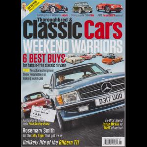 Classic Car Uk - n. 1 - january 2020 - in lingua inglese