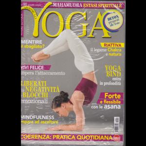 Vivere Lo Yoga - n. 90 - dicembre - gennaio 2020 - bimestrale + cd 46 minuti musica del cuore - rivista + cd