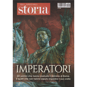 Gli speciali di storia in rete - n. 5 Gli imperatori - 4/12/2019 -