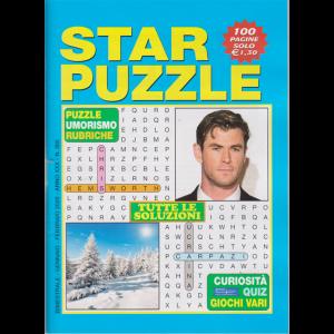 Star Puzzle - n. 305 - bimestrale - gennaio - febbraio 2020 - 100 pagine