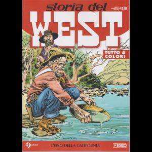 Storia Del West - L'oro Della California - n. 9 - mensile - dicembre 2019 -