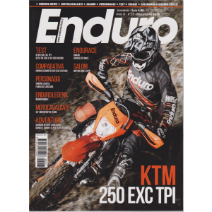 Enduro Action - n. 17 - bimestrale - marzo - aprile 2019 -