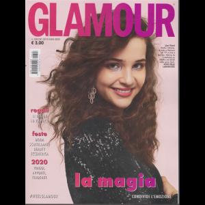 Glamour - n. 328 - dicembre 2019 - gennaio 2020 -