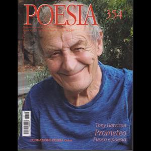 Poesia - n. 354 - mensile - dicembre 2019 -