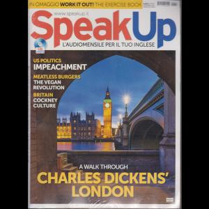 Speak Up - n. 417 - dicembre 2019 - rivista + cd audio