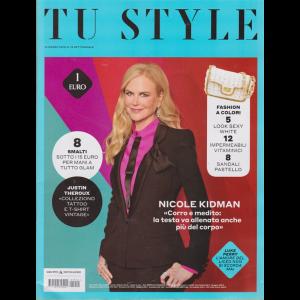 Tu Style - n. 12 - 12 marzo 2019 - settimanale