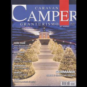 Caravan e Camper -Granturismo - n. 515 - dicembre 2019 - mensile