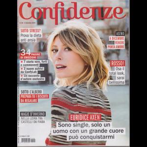 Confidenze - n. 50 - 3 dicembre 2019 - settimanale