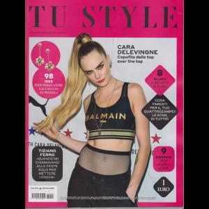 Tu Style -n. 50 - settimanale - 3 dicembre 2019 -