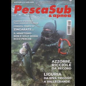 Pescasub & Apnea - n. 363 - mensile - 1 dicembre 2019 -