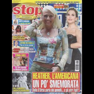 Stop Esclusivo - n. 8 - settimanale - 30 novembre 2019