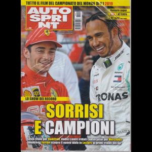 Autosprint -+ Autosprint extra - n. 49 - settimanale - 3-9 dicembre 2019 - 2 riviste