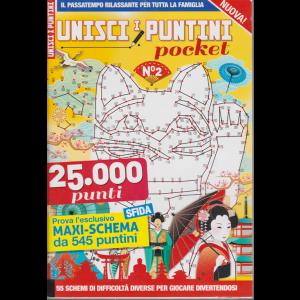Unisci I Puntini Pocket - n. 2 - bimestrale - dicembre - gennaio 2020 -