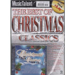 Music Talent Var.31 - The Best of Christmas classics - rivista + cd