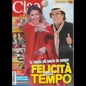 Ciao Donna - n. 19 - mensile - dicembre 2019 -